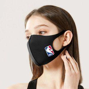 NBA Logo Face Mask - Washable Face Mask